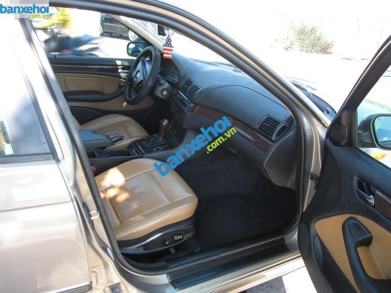 Xe BMW 3 Series 318iA 2003-7