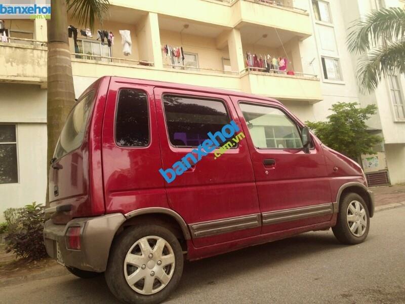 Xe Suzuki Wagon R  2001-3