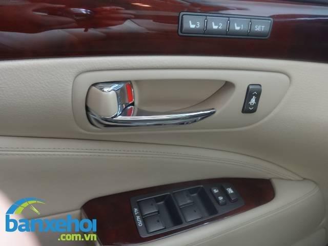 Xe Lexus LS 460L 2008-17