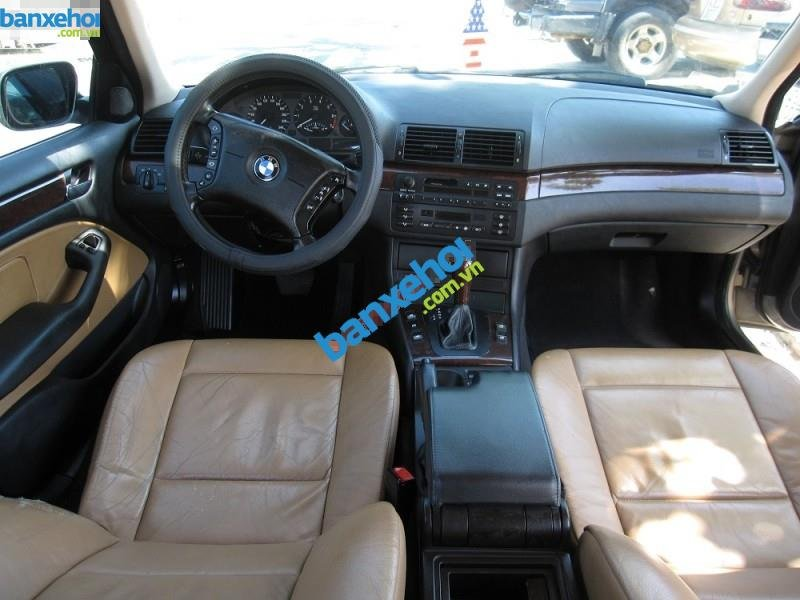Xe BMW 3 Series 318iA 2003-8
