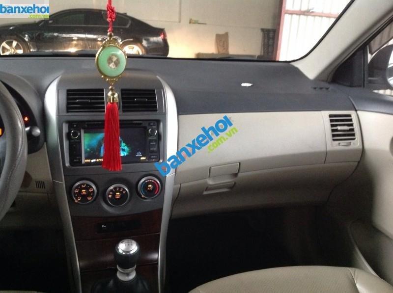 Xe Toyota Corolla altis 1.8 MT 2011-3