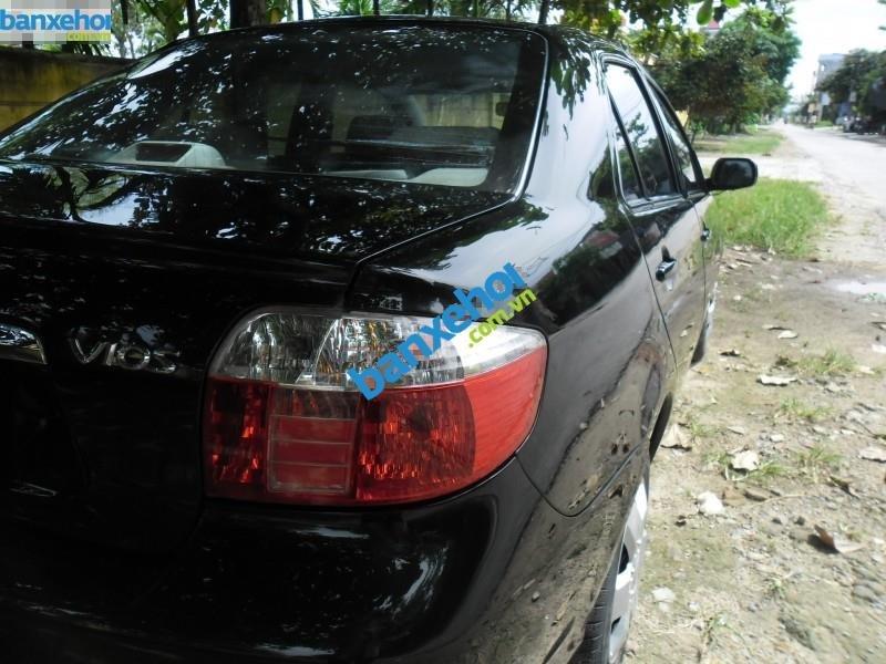 Xe Toyota Vios 1.5G 2005-5