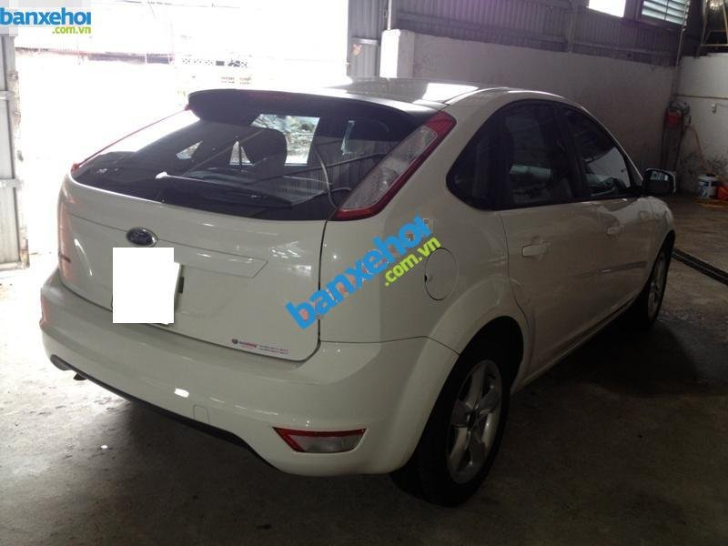 Xe Ford Focus 1.8 AT 2013-4