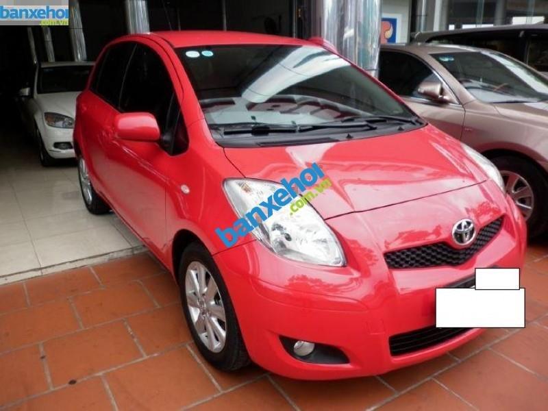 Xe Toyota Yaris 1.3 AT 2010-1