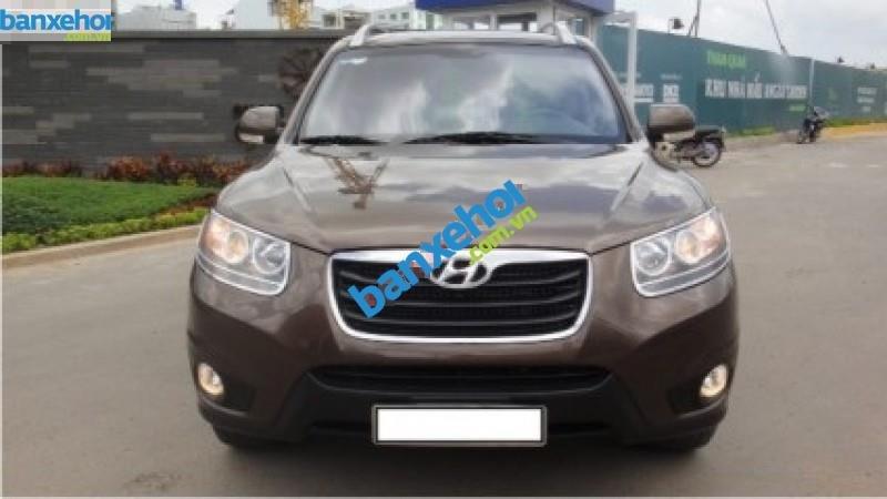 Xe Hyundai Santa Fe  2011-0