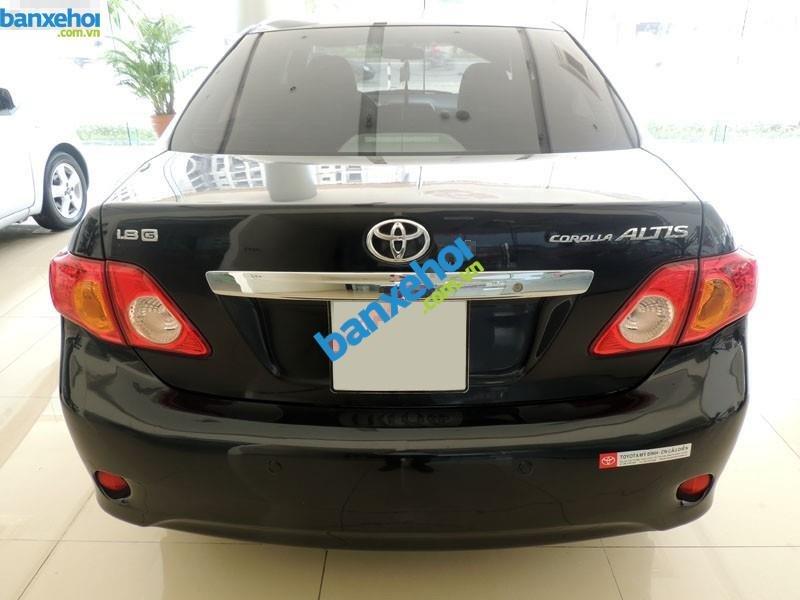 Xe Toyota Corolla altis 1.8MT 2010-2