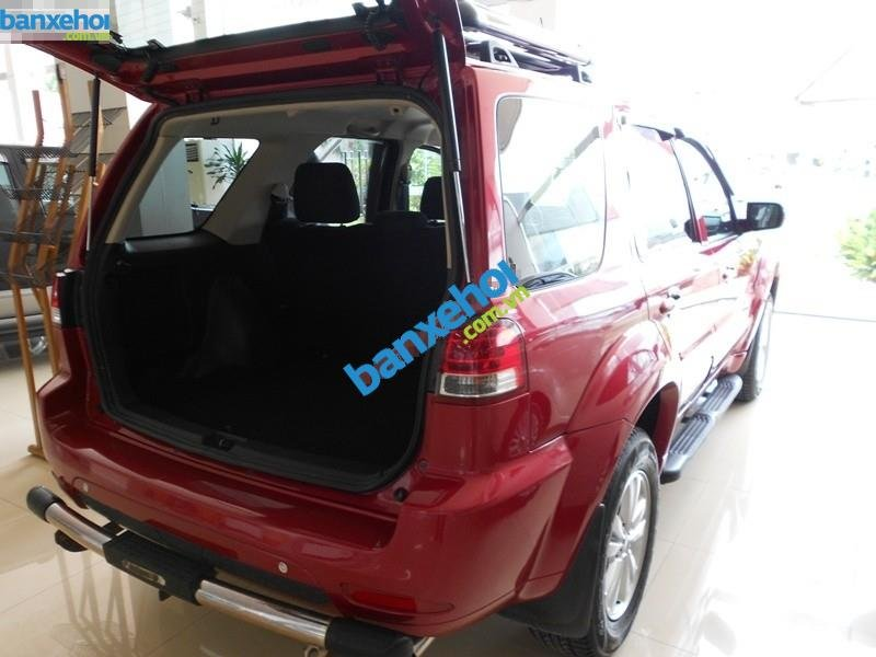 Xe Ford Escape XLS 4x2 AT 2010-4