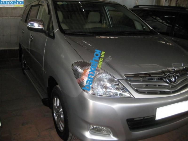 Xe Toyota Innova G 2009-0