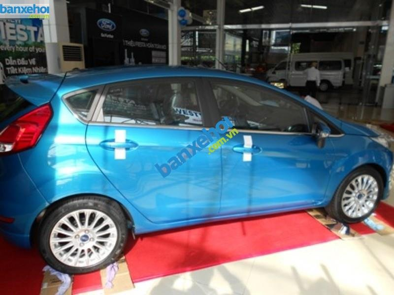 Xe Ford Fiesta 1.0 Ecoboost 2014-1