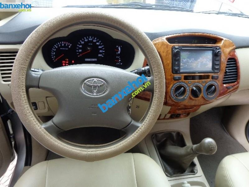 Xe Toyota Innova G 2008-6