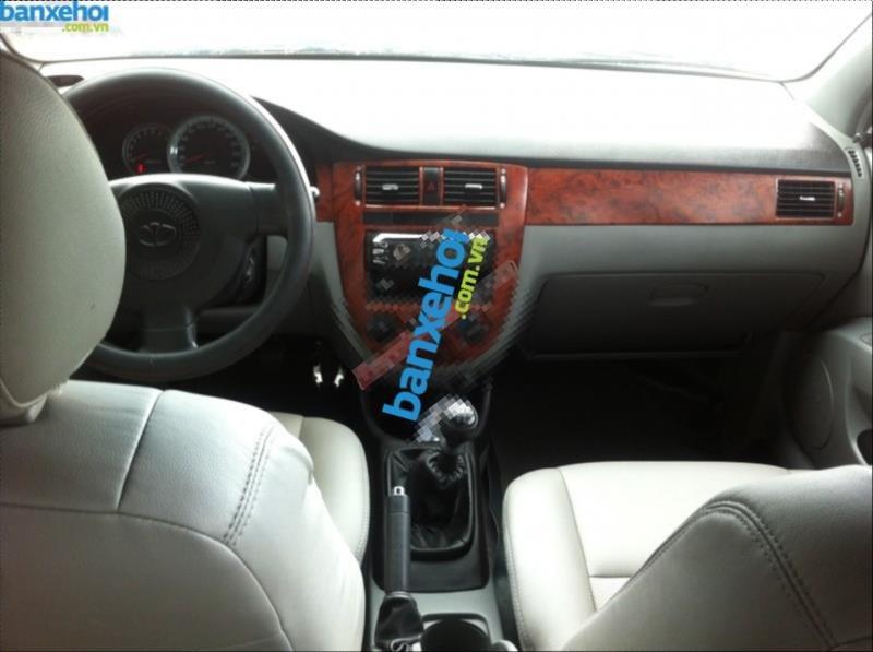 Xe Daewoo Lacetti EX 2010-9