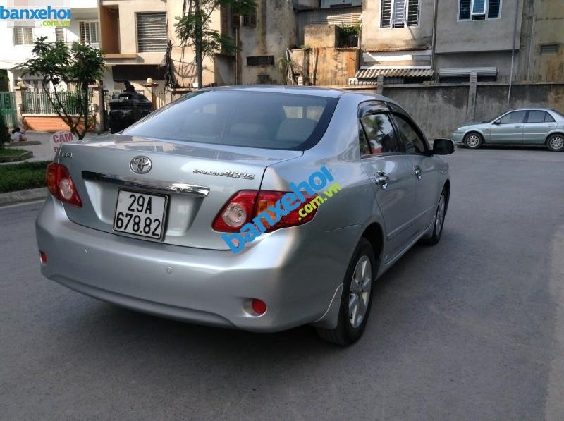 Xe Toyota Corolla altis 1.8 AT 2009-2