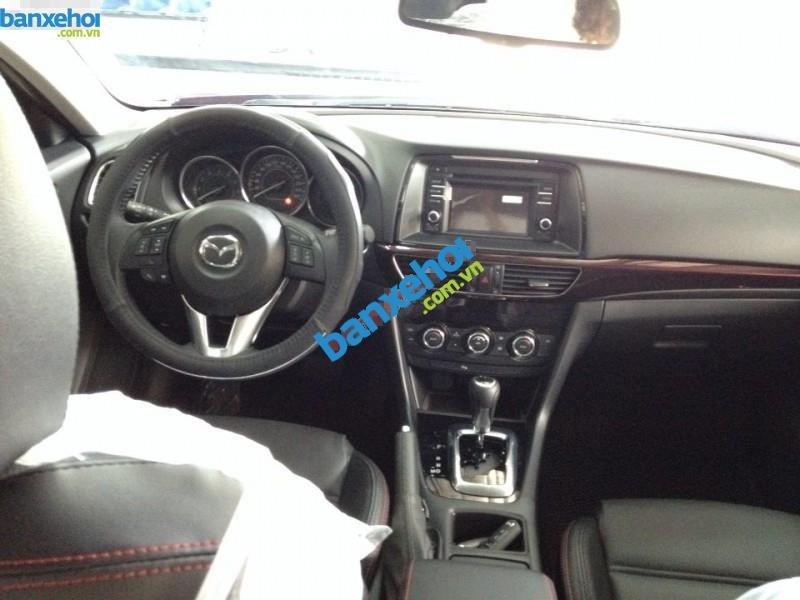 Xe Mazda 6  2014-3