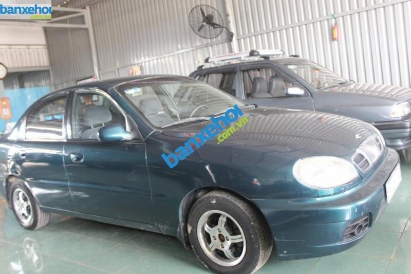Xe Daewoo Lanos 1.6 2003-1
