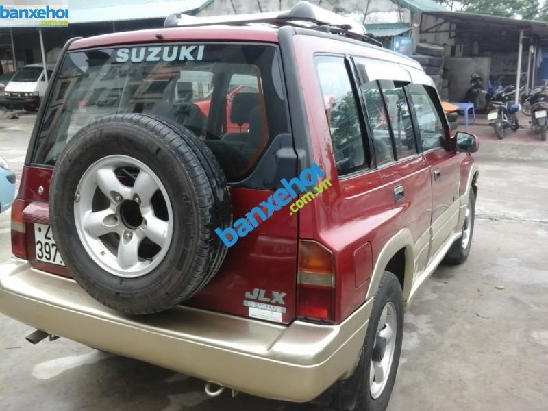 Xe Suzuki Vitara 1.6 2005-6