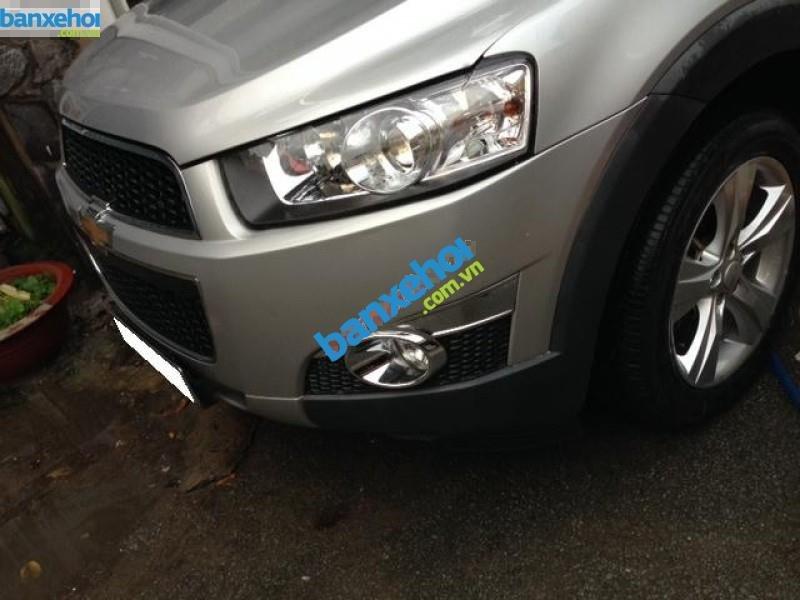 Xe Chevrolet Captiva LTZ 2013-4