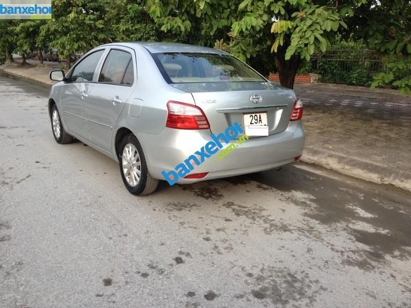 Xe Toyota Vios E 2011-2