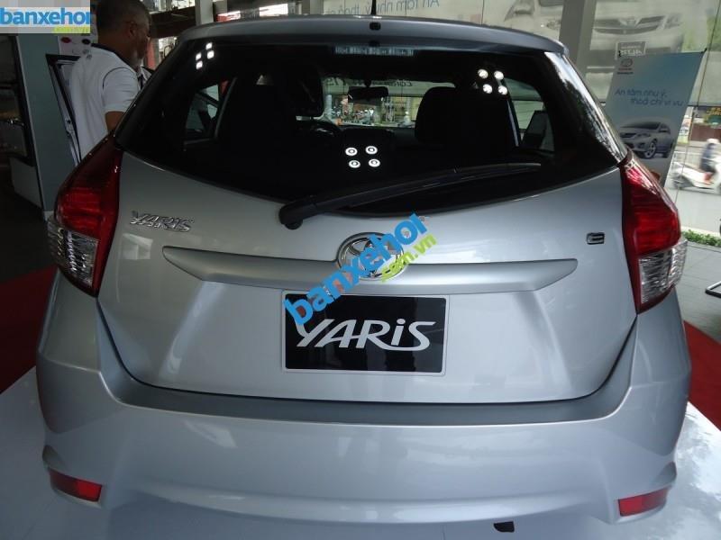 Xe Toyota Yaris E 2014-3