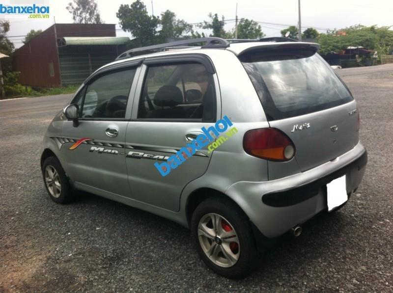Xe Daewoo Matiz  1999-1