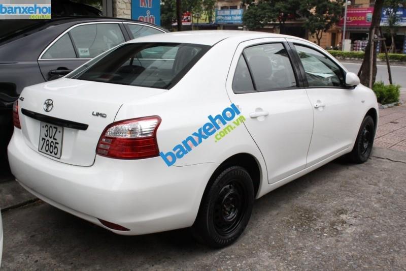 Bán Toyota Vios Limo năm sản xuất 2010 -3