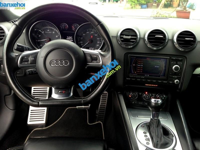 Bán xe Audi TT S đời 2009, màu bạc, xe nhập còn mới-6