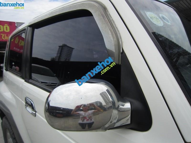 Xe Ssangyong Korando TX7 năm sản xuất 2005, màu trắng, nhập khẩu Hàn Quốc-5