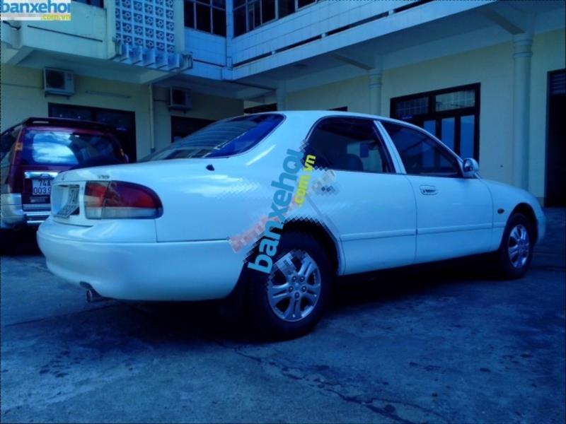 Xe Mazda 626  1996-2