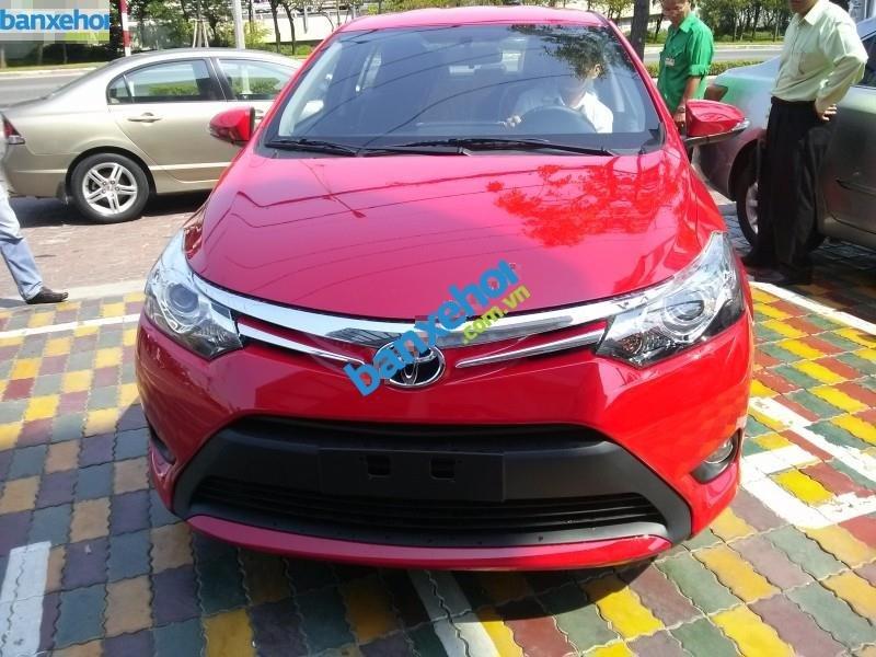 Xe Toyota Vios G 2014-6