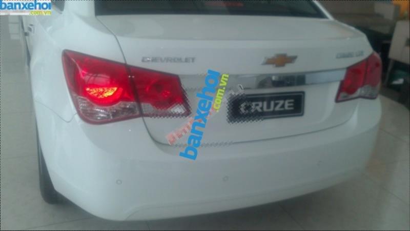 Xe Chevrolet Cruze LTZ 2014-8