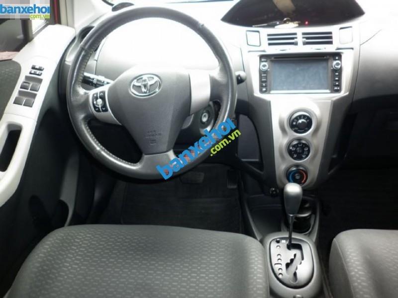 Xe Toyota Yaris 1.3 AT 2010-3