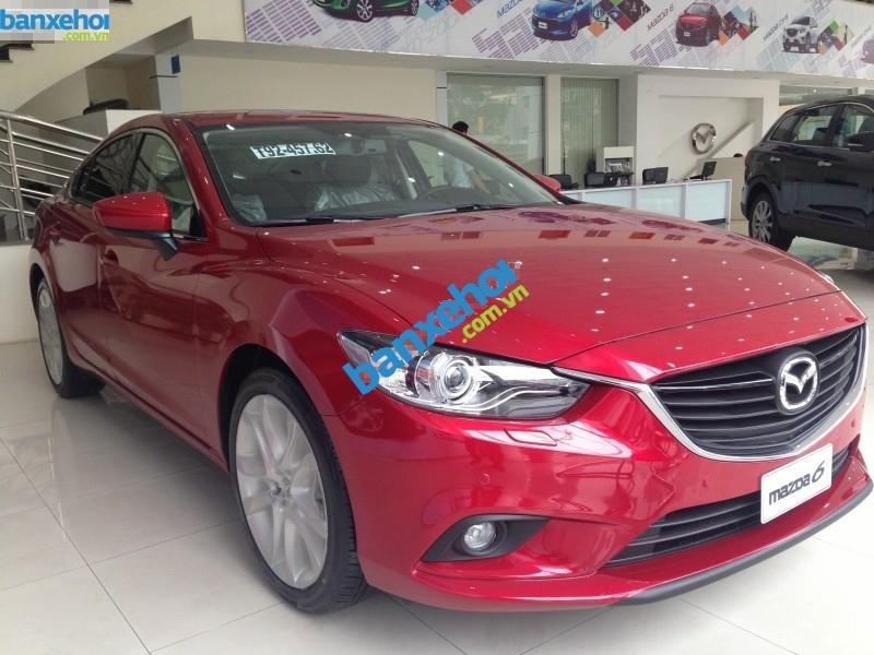 Xe Mazda 6 2.5 2014-3