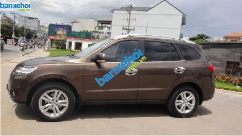 Xe Hyundai Santa Fe  2011-1