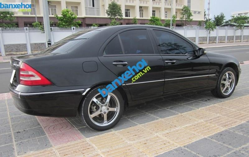 Xe Mercedes-Benz C class C200K Elegance 2001-4