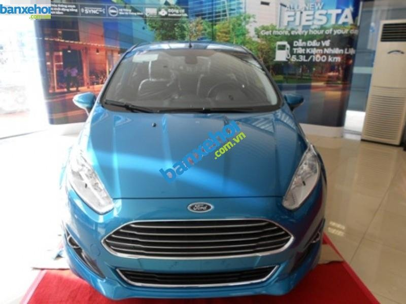 Xe Ford Fiesta 1.0 Ecoboost 2014-0