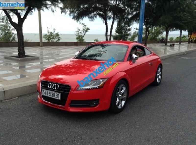 Cần bán xe Audi TT đời 2007, màu đỏ, xe nhập-2