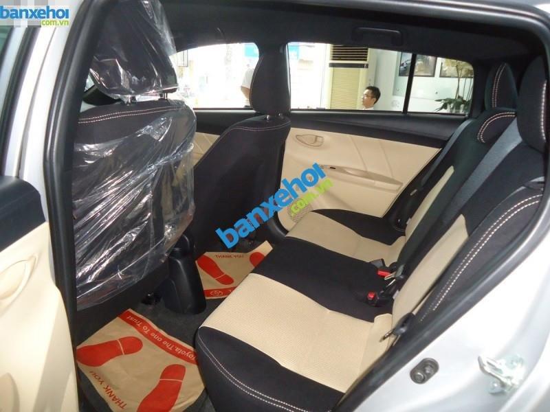 Xe Toyota Yaris E 2014-9