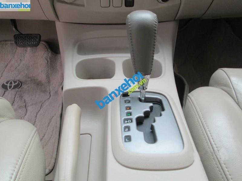 Xe Toyota Fortuner 2.5G 2008-6