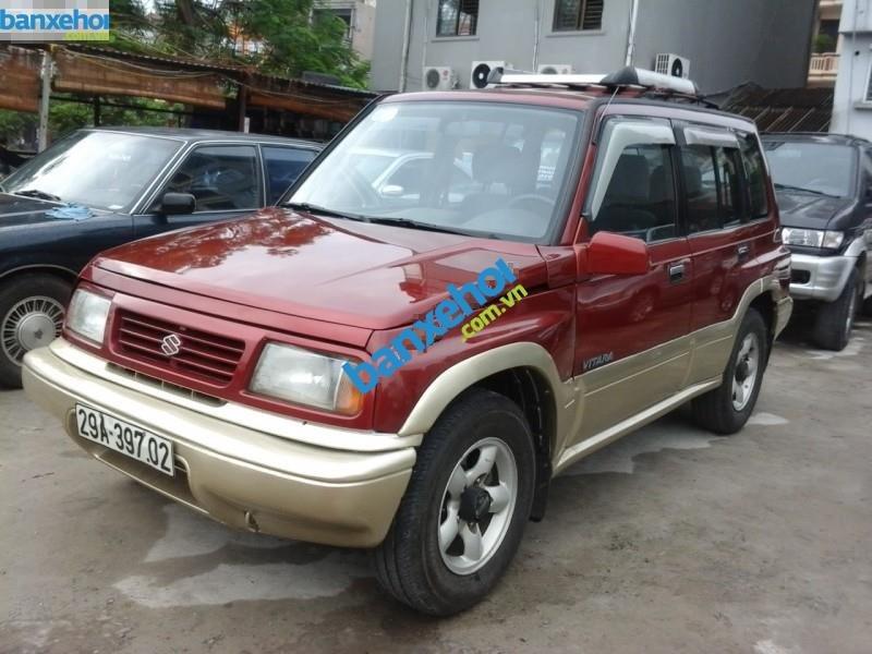 Xe Suzuki Vitara 1.6 2005-1