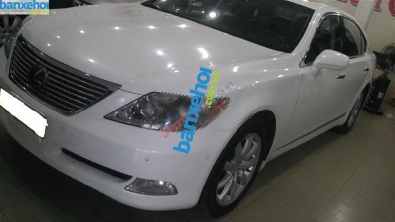 Xe Lexus LS 460L 2007-0