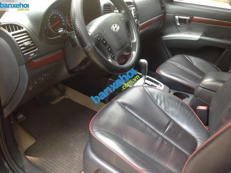 Xe Hyundai Santa Fe MLX 2009-3