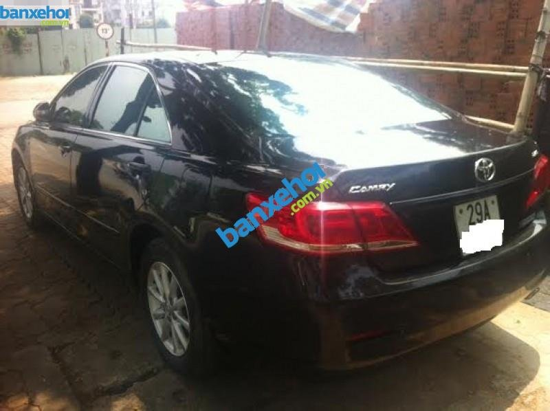 Xe Toyota Camry 2.4G 2011-6