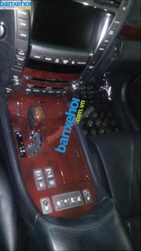 Xe Lexus LS 460L 2007-6