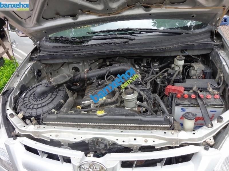 Xe Toyota Innova G 2008-9