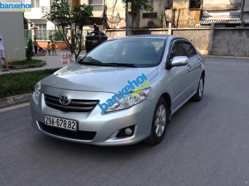 Xe Toyota Corolla altis 1.8 AT 2009-1