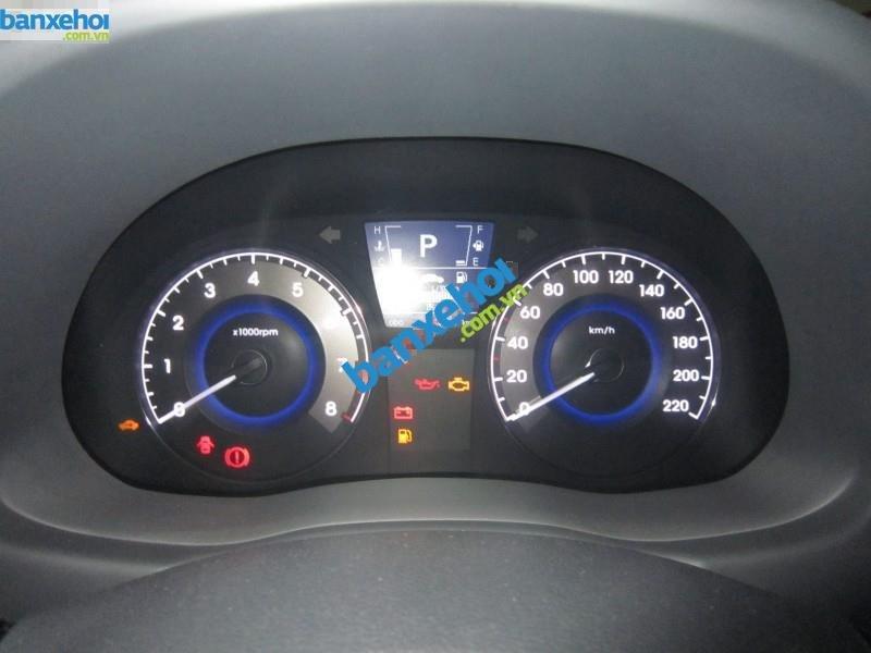 Xe Hyundai Accent 1.4AT 2013-7