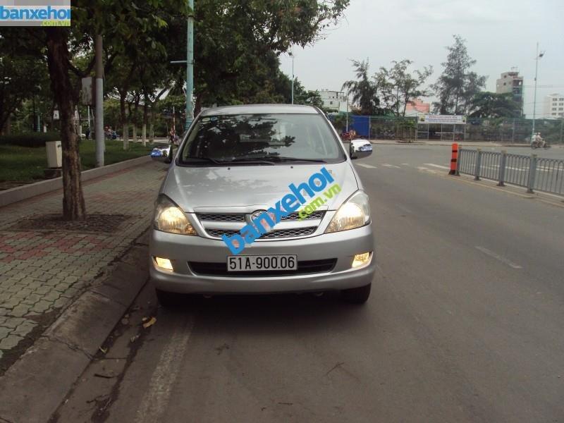 Xe Toyota Innova  2007-0