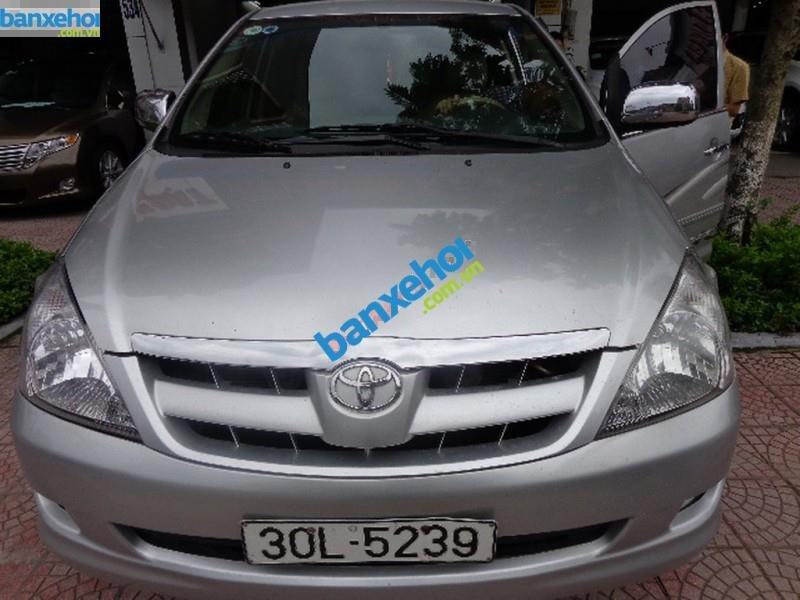 Xe Toyota Innova G 2008-0