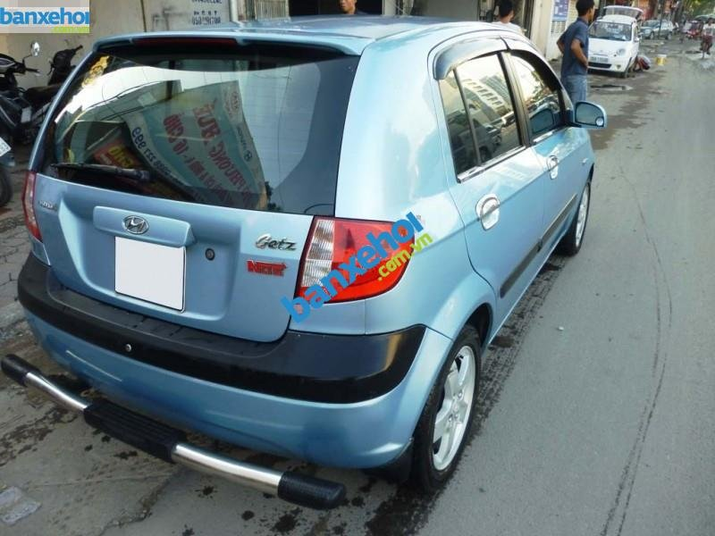 Xe Hyundai Getz 1.4 2007-4
