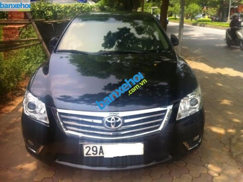 Xe Toyota Camry 2.4G 2011-1
