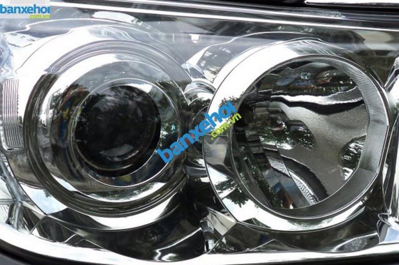Xe Toyota Fortuner 2.5G 2008-9
